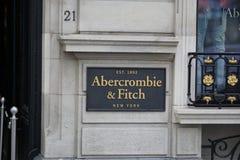 Abercrombie arkivfoton