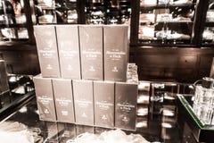 Abercrombie & Fitch doft Royaltyfria Bilder