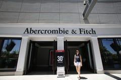 ABERCROMBIE I FITCH odzież fotografia royalty free