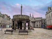 aberdeen Шотландия стоковые изображения