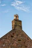 Aberdeen Chimney Royalty Free Stock Photos
