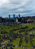 Aberdeen cmentarz zdjęcia stock