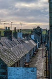 Aberdeen Cottages Stock Photos