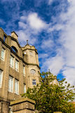 Aberdeen en stad i Skottland i Storbritannien, 13/08/2017 Arkivbilder