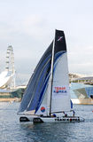 Aberdeen Extreme Sailing Royalty Free Stock Images