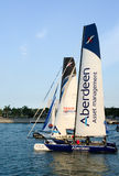 Aberdeen Extreme Sailing Royalty Free Stock Photo