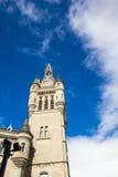 Aberdeen granitowy miasto, dom miejski w Zrzeszeniowej ulicie, Szkocja, UK, 13/08/2017 Obrazy Stock
