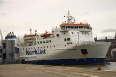 Aberdeen-Hafen Foto in der Retro Art lizenzfreies stockfoto