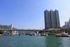 aberdeen Hong Kong Royaltyfri Foto