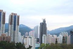 Aberdeen i Hong Kong, Hong Kong Royaltyfria Foton