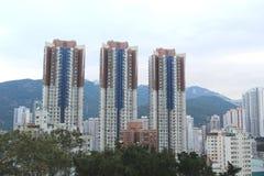Aberdeen i Hong Kong, Hong Kong Arkivbild