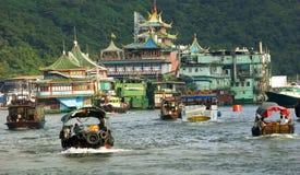 aberdeen kong Hong Zdjęcie Stock