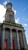 Aberdeen konstmitt Arkivbild