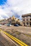 Aberdeen, miasto w Szkocja w Wielkim Brytania, 13/08/2017 Fotografia Stock