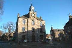 Aberdeen radhus Royaltyfri Foto