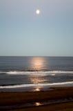 Aberdeen Remote Beach Stock Image