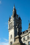 Aberdeen-Stadt Stockbild