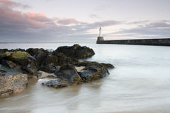 Aberdeen Sunrise Stock Photo