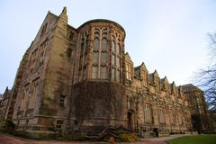 Aberdeen university Stock Photography
