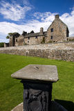 Aberdour Castle and Gardens, Fife Stock Photos