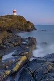 Aberdour durch das Ufer Lizenzfreies Stockfoto