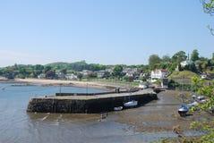 Aberdour Hafen Lizenzfreie Stockbilder