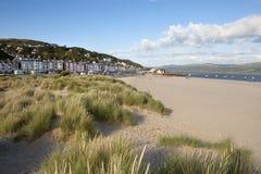 Aberdovey, País de Gales del norte Fotografía de archivo