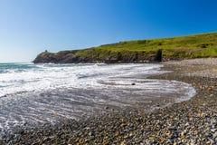 Abereiddy Pembrokeshire Wales Royaltyfri Bild