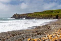 Abereiddy Pembrokeshire Wales Royaltyfri Fotografi
