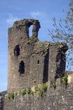 Abergavenny Schloss Lizenzfreie Stockfotografie