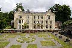 Aberglasney House and Gardens Royalty Free Stock Photos
