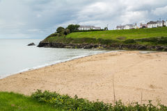Aberporth Ceredigion Wales UK Royaltyfri Foto