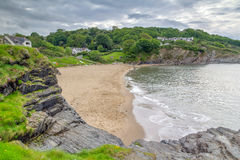 Aberporth Ceredigion Wales UK Royalty Free Stock Photos