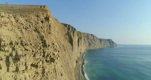 Abertura da costa de mar video estoque