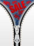 Abertura da venda Foto de Stock Royalty Free
