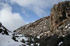 Abertura de Chalamain, Cairngorms Foto de Stock Royalty Free
