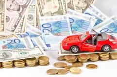 Abertura del negocio en la reparación y mantenimiento de coches Fotografía de archivo libre de regalías