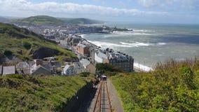 Aberystwyth Royaltyfri Foto