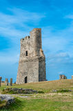 Aberystwyth Castle Stock Images