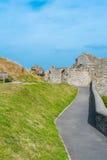 Aberystwyth Castle Royalty Free Stock Image