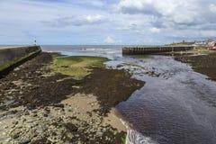 Aberystwyth hamn Arkivbilder