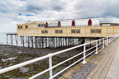 Aberystwyth Wales UK Royalty Free Stock Photography