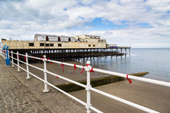 Aberystwyth Wales UK Royalty Free Stock Photo