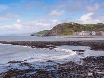Aberystwyth, Walia obraz royalty free