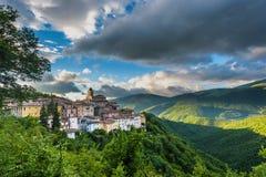 Abeto i Umbria, Italien Royaltyfria Foton