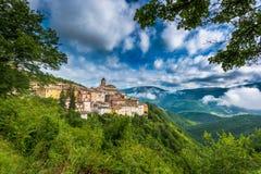 Abeto in Umbria, Italy Royalty Free Stock Image