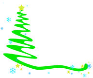 Abeto verde libre illustration