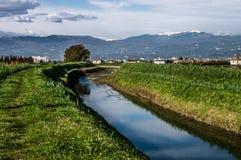 Abetones berglandskap, Italien Royaltyfri Fotografi