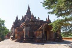 Abeyadana Pahto, σε διάσημο Bagan στο Μιανμάρ Στοκ Εικόνες