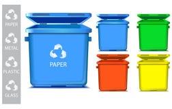 Abfall lizenzfreie abbildung